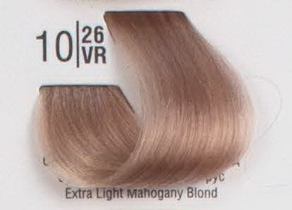 10/26VR Сверхсветлый махагоновый блонд SPA Cream Color Профессиональный краситель для волос