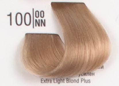 100/OONN Сверхсветлый блонд усиленный SPA Cream Color Профессиональный краситель для волос
