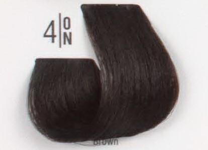 4/ON Шатен SPA Cream Color Профессиональный краситель для волос