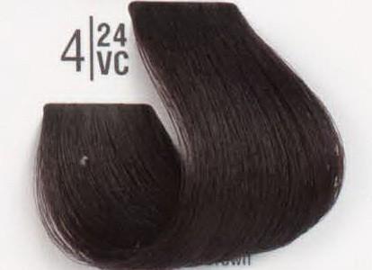 4/24VC Перламутровый медный шатенl SPA Cream Color Профессиональный краситель для волос