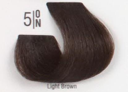 5/ON Светлый шатен SPA Cream Color Профессиональный краситель для волос