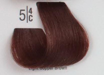 5/4C Светлый медный шатен SPA Cream Color Профессиональный краситель для волос