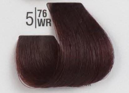5/76WR Светлый палисандровый шатен SPA Cream Color Профессиональный краситель для волос