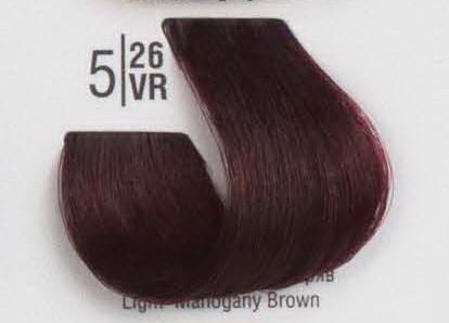 5/26VR Светлый махагоновый шатен SPA Cream Color Профессиональный краситель для волос