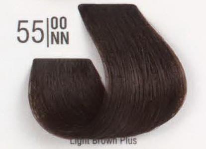 55/OONN Светлый шатен усиленный SPA Cream Color Профессиональный краситель для волос
