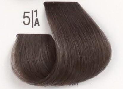 5/1A Светлый пепельный шатен SPA Cream Color Профессиональный краситель для волос