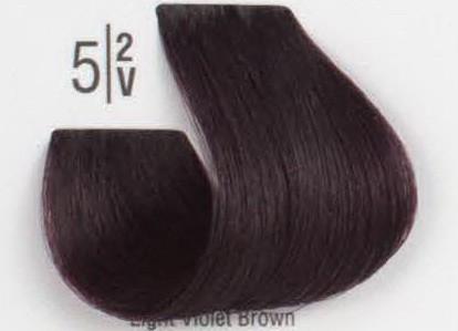 5/2V Светлый перламутровый шатен SPA Cream Color Профессиональный краситель для волос
