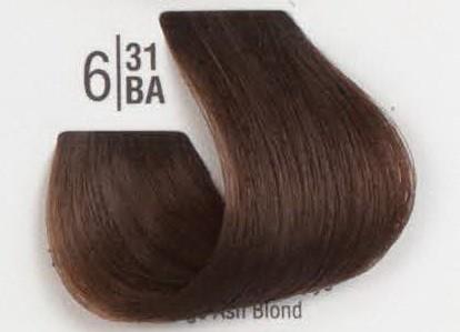 6/31BA Темный холодный бежевый блонд SPA Cream Color Профессиональный краситель для волос