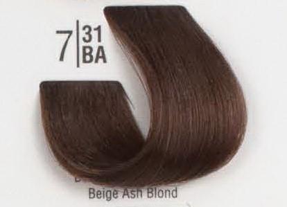 7/31BA Холодный бежевый блонд SPA Cream Color Профессиональный краситель для волос
