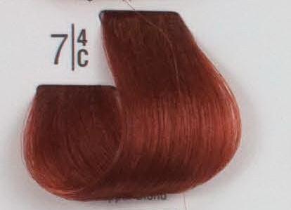 7/4C Медный блонд SPA Cream Color Профессиональный краситель для волос