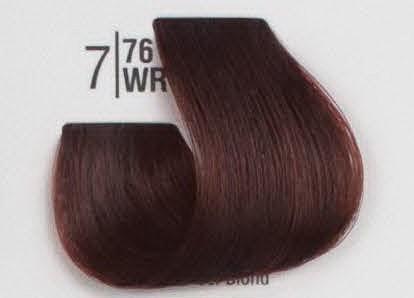 7/76WR Палисандровый блонд SPA Cream Color Профессиональный краситель для волос