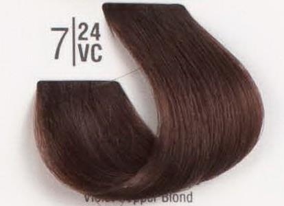 7/24VC Перламутровый медный блонд SPA Cream Color Профессиональный краситель для волос