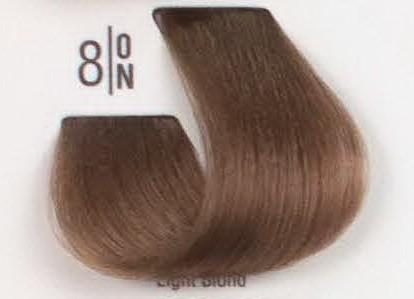 8/ON Светлый блонд SPA Cream Color Профессиональный краситель для волос
