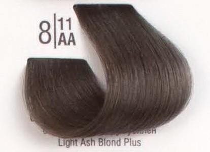 8/11AA Светлый очень пепельный блонд SPA Cream Color Профессиональный краситель для волос