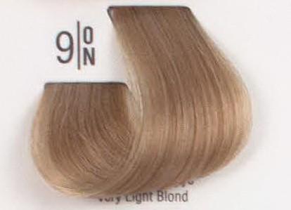 9/ON Очень светлый блонд SPA Cream Color Профессиональный краситель для волос