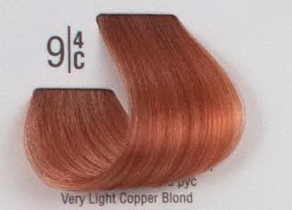 9/4C Очень светлый медный блонд SPA Cream Color Профессиональный краситель для волос