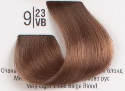 9/23VB Очень светлый перламутровый бежевый блонд SPA Cream Color Профессиональный краситель для волос