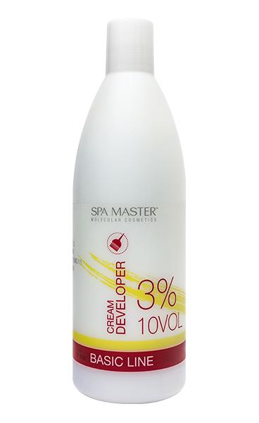Крем-окислитель 3 % (10 VOL.) 930 мл Spa Master Professional