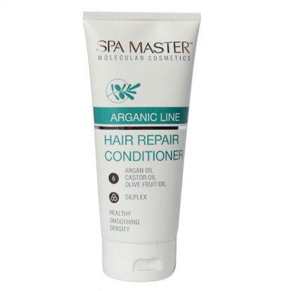 Восстанавливающий бальзам для волос с SILPLEX® (200 мл) Spa Master Professional