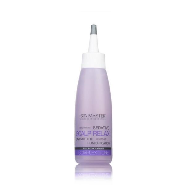 Концентрат для кожи головы с лавандовым маслом, аллантоином (120 мл) Spa Master Professional