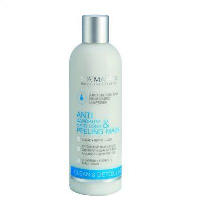 Маска-пилинг против перхоти и выпадения волос (330мл) Spa Master Professional