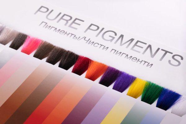 Чистый пигмент YELLOW - Желтый 100мл Spa Master Professional