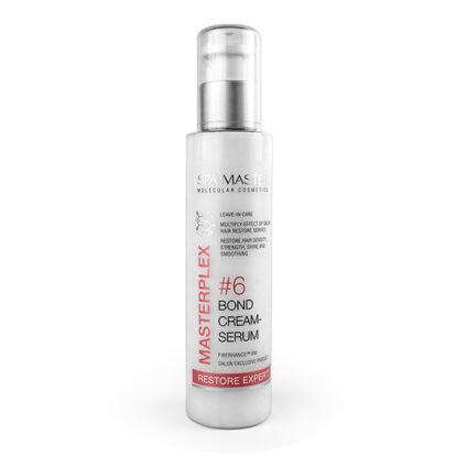 Регенерирующий крем-эликсир для волос #6 MASTERPLEX SPA MASTER SM258