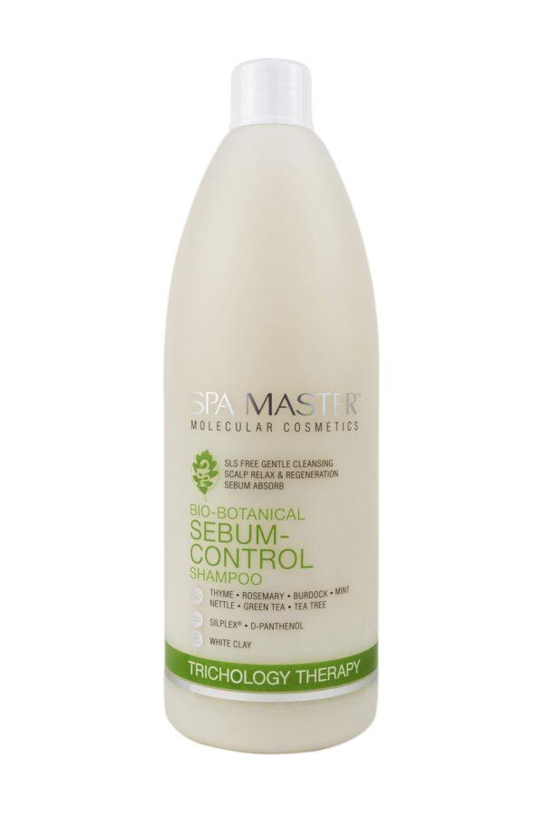 Шампунь против жирности кожи головы (970мл) SM 195 Spa Master Professional