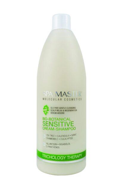Шампунь для сухой и чувствительной кожи головы (970мл) SM 196 Spa Master Professional