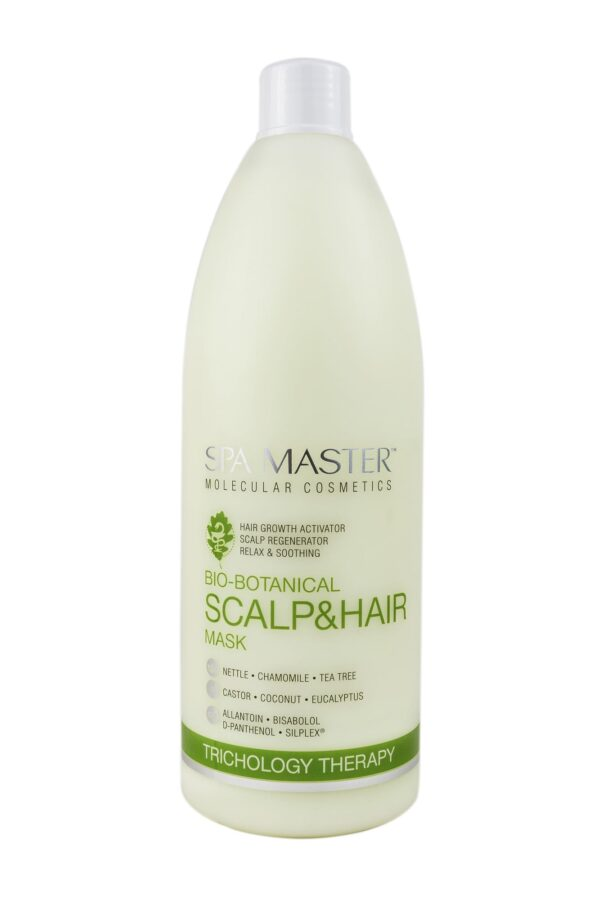 Маска для ухода за проблемной кожей головы и волосами (970мл) SM 198 Spa Master Professional